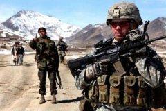 美国在中国邻国驻军1600